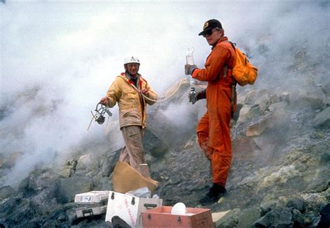 Volcanologist | American Geosciences Institute