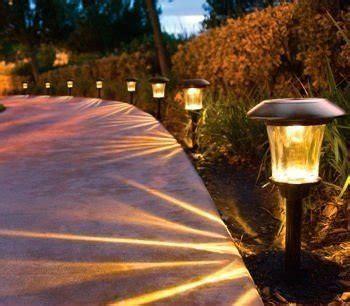 new smartyard solar led 13 8 quot h pathway lights 8 pack 6 lumens per light ebay