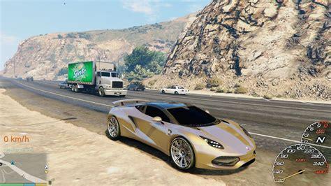 gta  latest dlc update   stunt races  vehicles