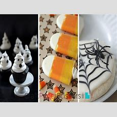 Crafty Halloween Foods  Edible Crafts