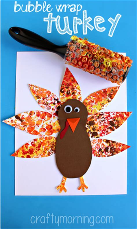 november art projects for preschoolers wrap printed turkey craft for crafty morning 788
