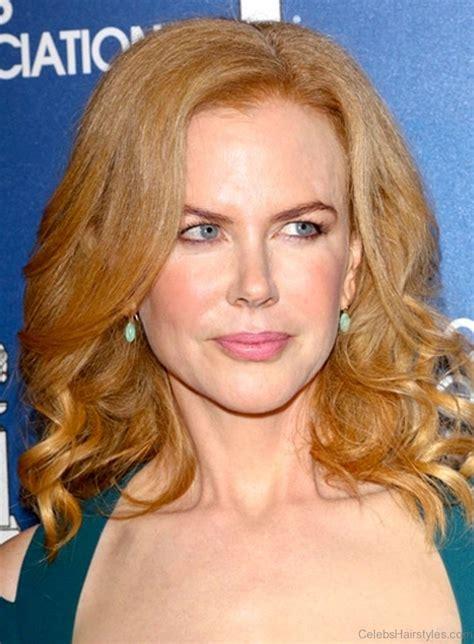 55 Beautiful Hairstyles Of Nicole Kidman
