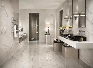 Marmor Im Bad : inspiration 37 ideen f r italienische fliesen im badezimmer badezimmer bodenbel ge fliesen ~ Frokenaadalensverden.com Haus und Dekorationen