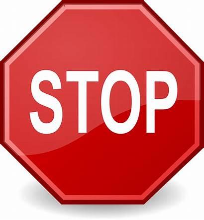 Stop Continue Deactivation Start Clip Clipart Octagon