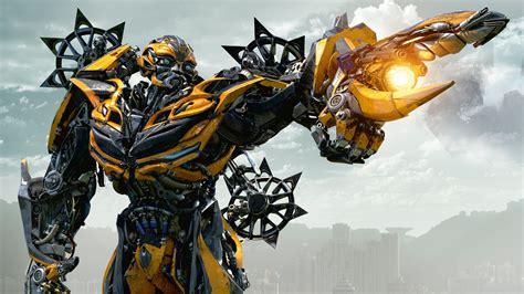 full hd wallpaper bumblebee cannon aim transformers