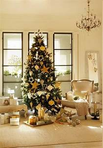 30 Simple Christmas Tree Decorations Ideas MagMent
