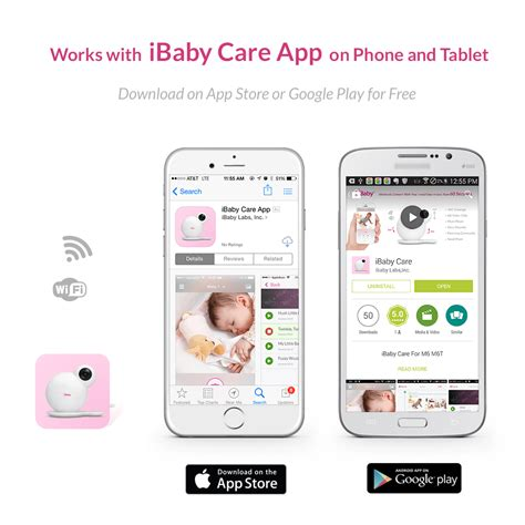 Baby Monitor Connect To Iphone