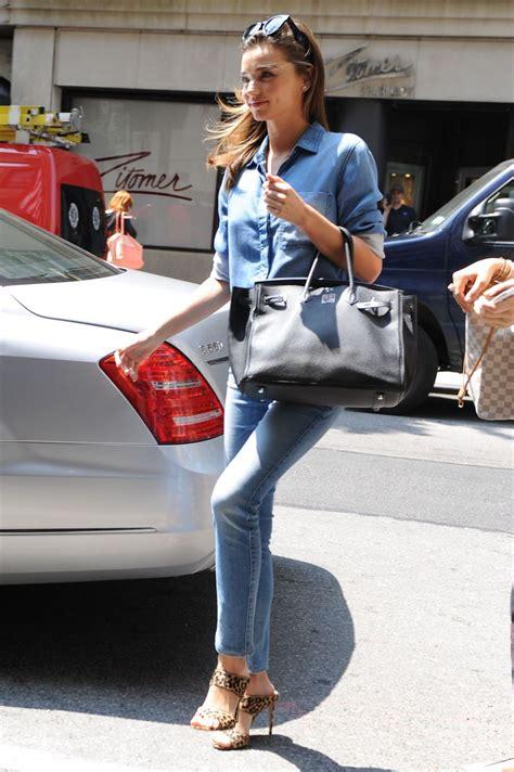 miranda kerr  jeans    york city july  celebmafia