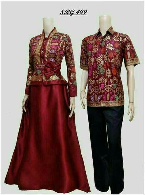 jual kebaya batik sarimbit baju pesta baju kondangan gamis modern trendi masakini di