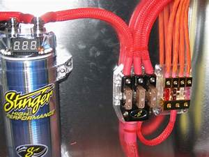 How To Install Car Audio Power Capacitor To Amp