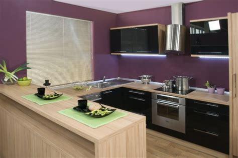 cuisine prune ikea couleur de peinture tendance 2018 choisissez les teintes
