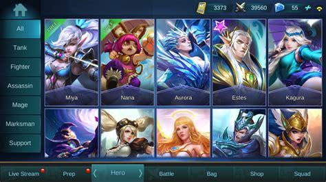 Heroes Evolve Vs Mobile Legends