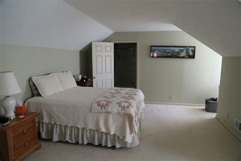 Ideas For Bedroom With Slanted Ceiling by Angled Walls Or Slanted Ceilings Why You Need To Paint