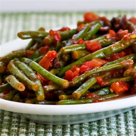 diced tomatoes green beans recipes yummly
