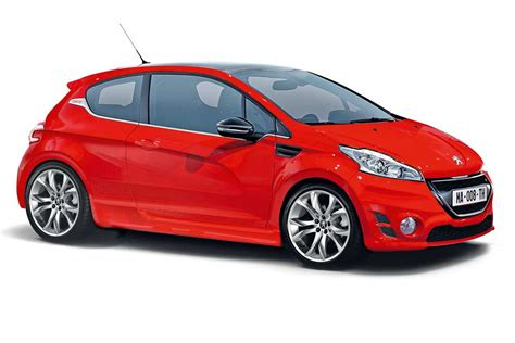 Peugeot 208 Picture by Peugeot 208 Gti Exclusive Pictures Auto Express
