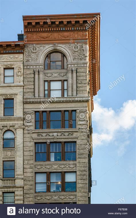 architectural details facade ornaments cornice and