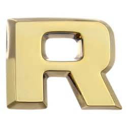 rhinestone letter stickers gold adhesive letters pictures to pin on pinsdaddy