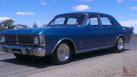 Ford Xy Fairmont