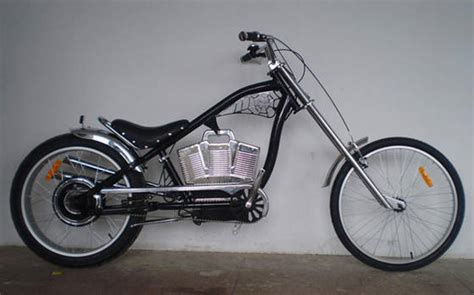 Electric Chopper Bicycle/chopper Bike(id