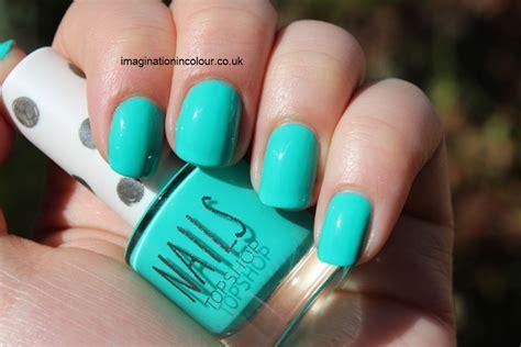The Gallery For --> Neon Aqua Nail Polish