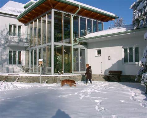 Einfamilienhaus Zweistoeckiger Wintergarten Mit Glasdecke by Hochwimmer Zweist 246 Ckiger Wintergarten Waidhofen Thaya
