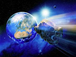 If large asteroid is heading to Earth, 'pray,' is all we ...