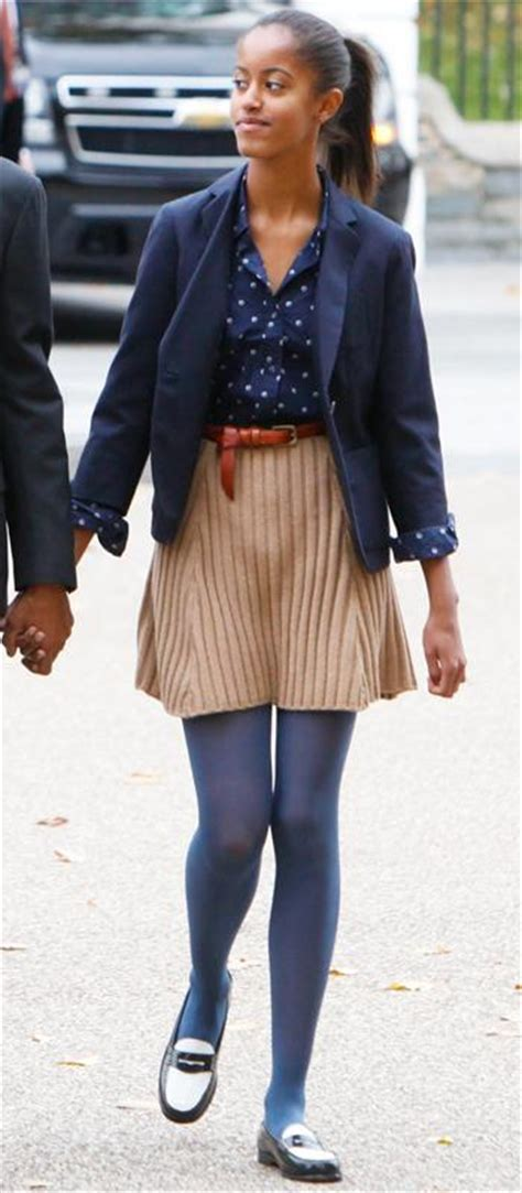 Take a Look at Malia Obamau0026#39;s Incredible Style Evolution | InStyle.com