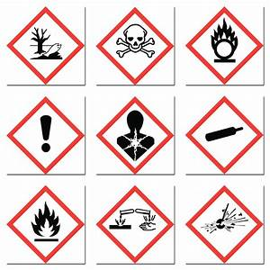 chemical hazard symbols for labels chemical labels uk With chemical hazard label