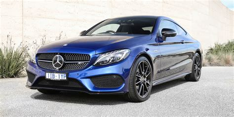 mercedes c43 amg 2017 mercedes amg c43 coupe review photos caradvice