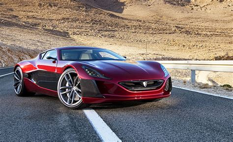 rimac concept  open  order production limited