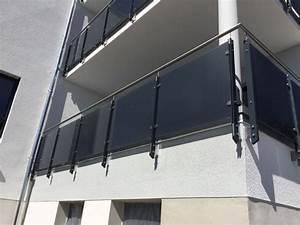 Glas Für Balkongeländer : balkongel nder glas kreative ideen f r innendekoration und wohndesign ~ Sanjose-hotels-ca.com Haus und Dekorationen