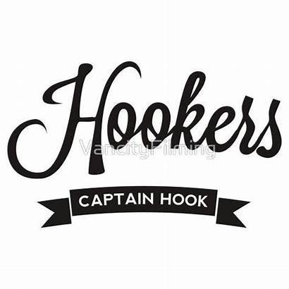 Captain Hook Hookers Once Upon Redbubble