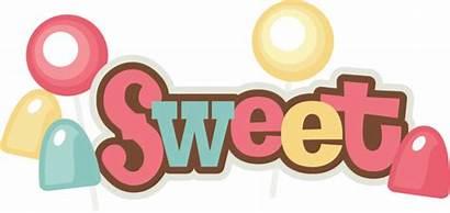 Sweet Title Svg Scrapbook Valentine Titles Cut