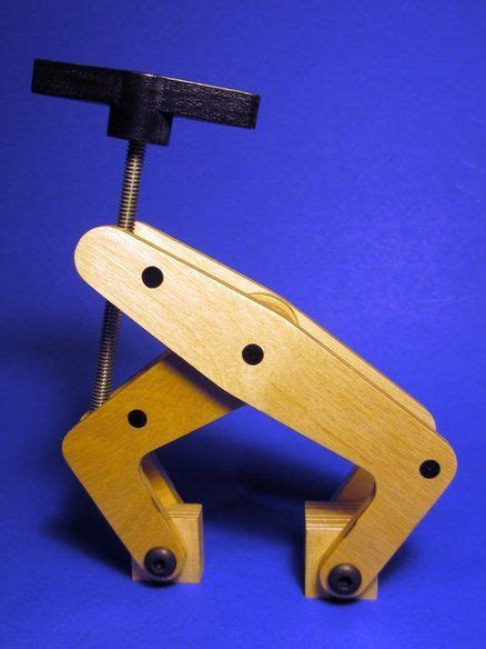 diy plans   wooden kant twist clamp workshopgarage