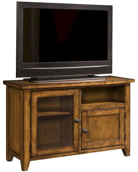 aspen furniture 48 quot tv console cross country asimr 1645