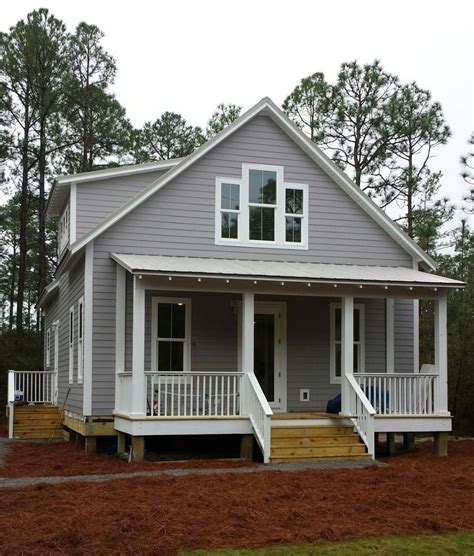 Greenbriar Modular Home Santa Rosa Beach Florida Custom