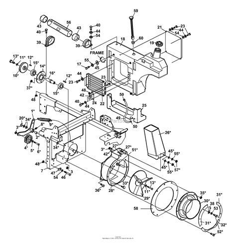 Bobcat 863 Part Diagram by Bunton Bobcat 642105 Power Unit Only Bzt 1000 25