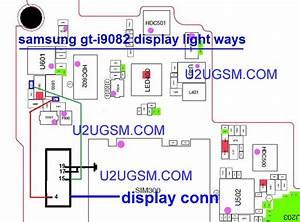 Samsung Galaxy Grand I9082 Lcd Display Ic Solution Jumper
