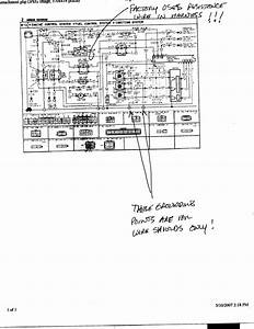 2008 Mack Gu813 Fuse Box Diagram