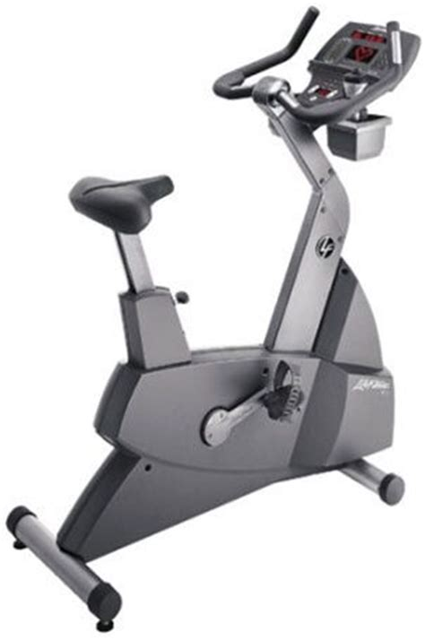 Life Fitness Lifecycle 95Ci Upright Bike GymStore.com