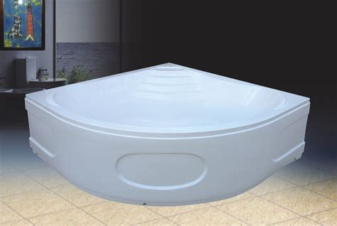 top quality corner large portable bathtub for adults with