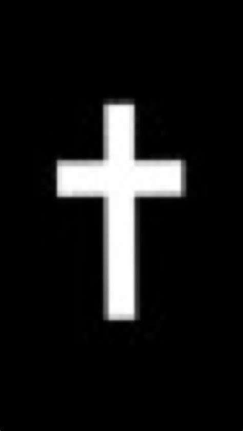 Black Wallpaper Iphone Cross by Cross Iphone Wallpaper Wallpapersafari