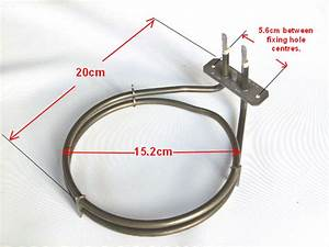 Beko Fan Oven Element Elebk900067