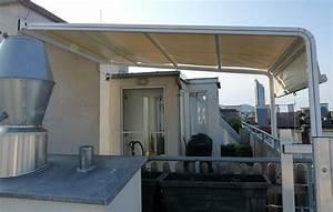 terrassenbeschattung markisen profis With markise balkon mit aktuelle tapeten