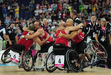 Canada Wheelchair Basketball Championships Coming To