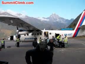 Lukla Nepal Everest Trek Base Camp