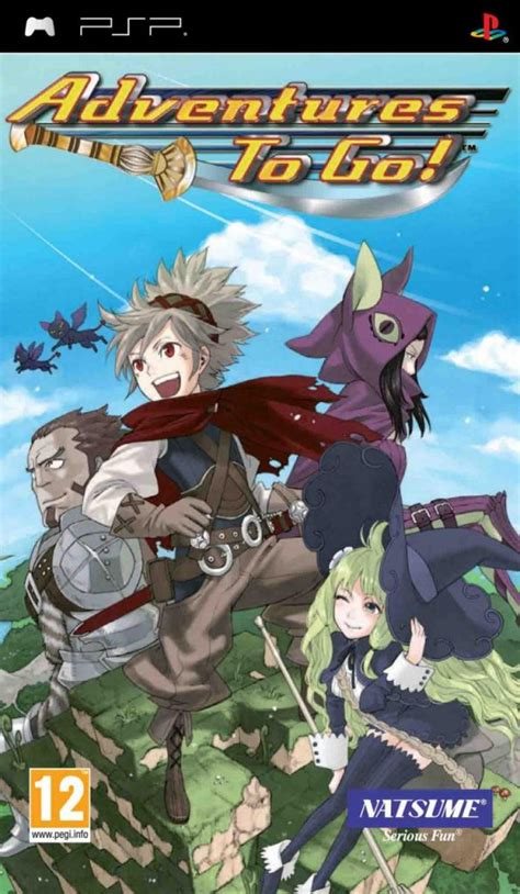 The psp rpg library is incredibly diverse, featuring both original games and remakes. ROM Aventuras para ir | Español | RomsMania