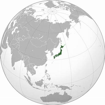 Wikipedia Japan Archipelago Japanese Projection Wiki Orthographic