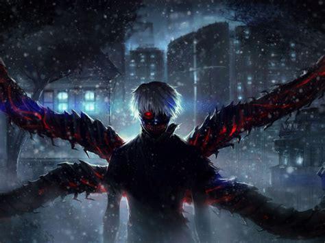 kaneki ken anime boy dark wallpaper  hd image
