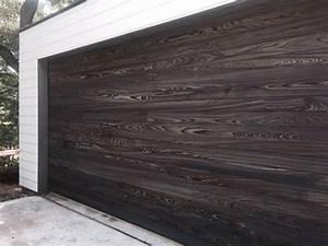 Shou Sugi Ban : shou sugi ban cypress shou sugi ban pinterest garage ~ Zukunftsfamilie.com Idées de Décoration